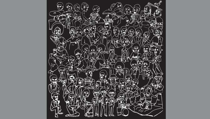 Romare - Love Songs: Part Two Album Review