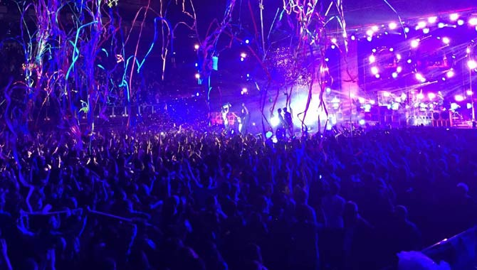 Rudimental - O2 Arena 3rd March Live Review