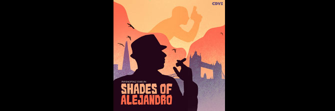 Phyba Optikz - Shades Of Alejandro