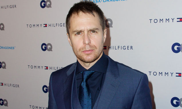 Sam Rockwell talks about Poltergeist