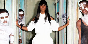 Santigold - Disparate Youth Video