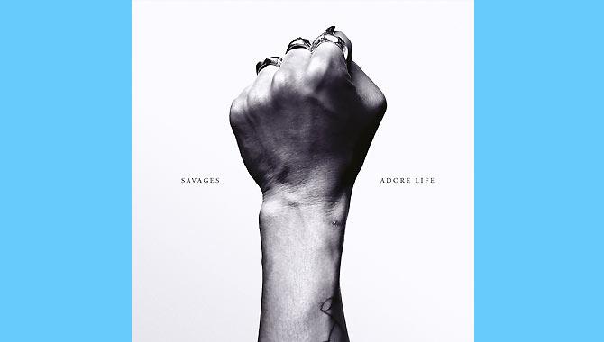Savages Adore Life Album