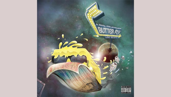 Sam Bennett's top album of 2015 - Lee Scott - Butter Fly