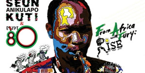 Seun Kuti - From Africa With Fury: Rise
