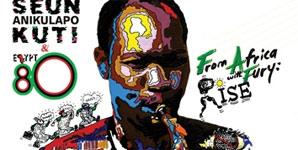 Seun Kuti From Africa With Fury: Rise Album