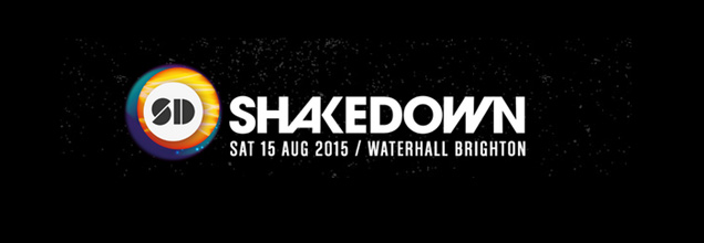 Shakedown Festival - Waterhall, Brighton - August 15th 2015 Live Review