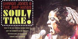 Sharon Jones And The Dap-Kings - Soul Time!