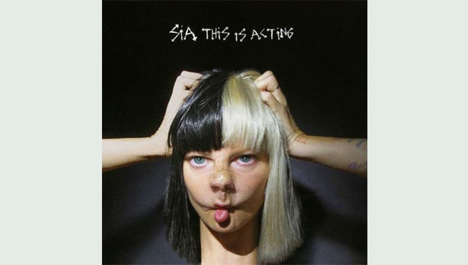 SIA - This Is Acting Album Review