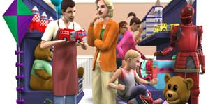 The Sims 2 Open For Business, You're Hired! Ea Games Not Categorized