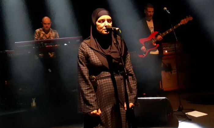 Sinead O'Connor - O2 Shepherd's Bush Empire, London 16.12.2019 Live Review
