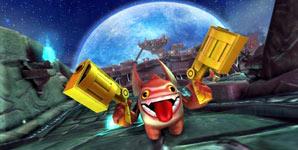 Skylanders: Spyro's Adventure, Preview Game Preview