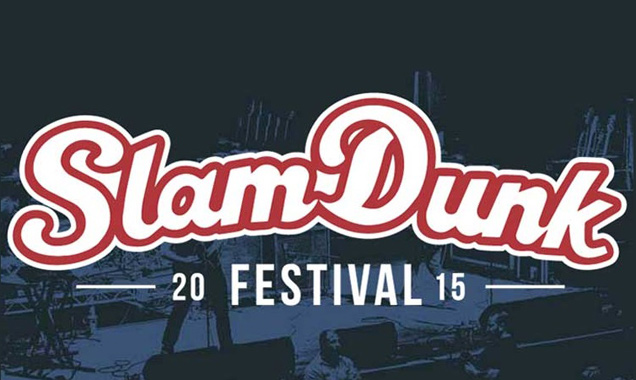 Slam Dunk - The Forum, Hertfordshire - May 24th 2015 Live Review