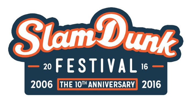 Slam Dunk 2016 - Live Review