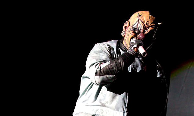 Slipknot - Nottingham 26 January 2015 Live Review