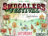 Smugglers Festival in Kent