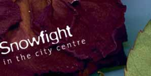 Snowfight In The City Centre - No Light Left Single Review