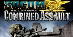 SOCOM US Navy SEALS Combined Assault, Review PS2 Game Review