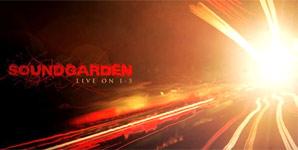 Soundgarden Live on 1-5 Album