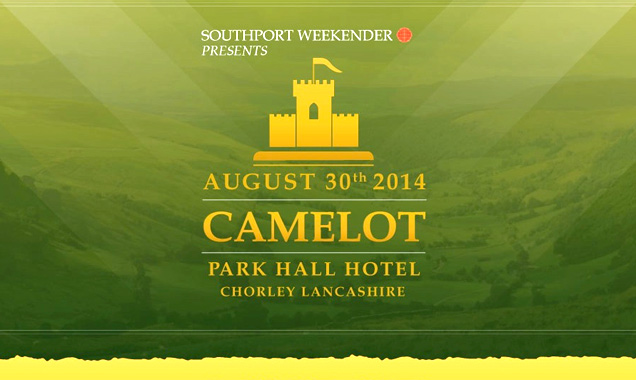 Southport Weekender presents CAMELOT at Park Hall - 30th - 31st August 2014  Live Review