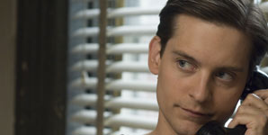 Tobey Maguire As Peter Parker (A.K.A. Spider-Man), Interview