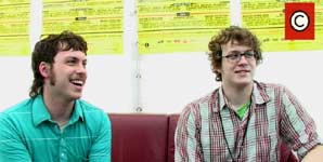 The Spinto Band - Video Interview
