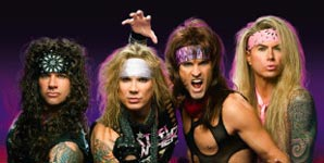Steel Panther - Academy, Manchester September 14th 2009 Live Review