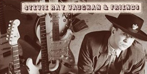 Stevie Ray Vaughan - Solos, Sessions and Encores