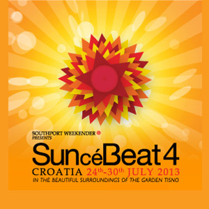 SUNceBeat 4 - 24th-30th July 2013, Garden Tisno, Croatia Preview Feature