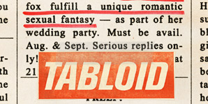 Tabloid, Trailer