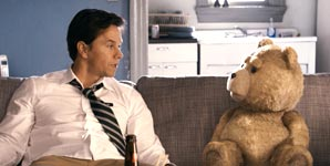 Ted, Trailer