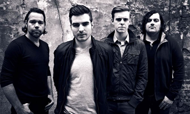 Interview with The Boxer Rebellion January 2014