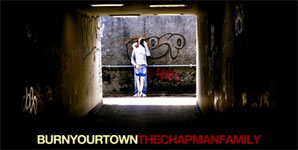 The Chapman Family Burn Your Town Album