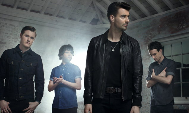 The Courteeners - Heaton Park, Manchester - 5th June 2015 Live Review Live Review