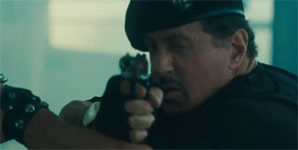 The Expendables 2, Teaser Trailer