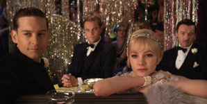 The Great Gatsby, Teaser Trailer