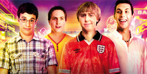The Inbetweeners Movie, Trailer
