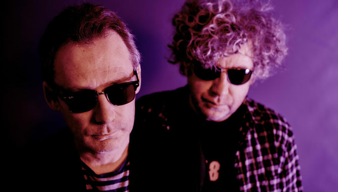 The Jesus And Mary Chain De La Warr Pavillion, Bexhill-On-Sea 06.04.17