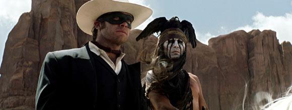 Lone Ranger Trailer