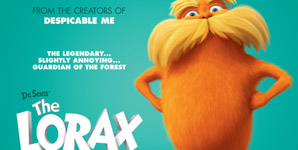 The Lorax, Trailer
