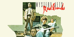 Mystery Jets - Radlands Album Review