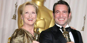 Academy Of Motion Pictures And Sciences - Oscar night 2012: Meryl upsets the odds Feature
