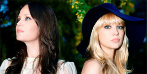 The Pierces - It Will Not Be Forgotten Video