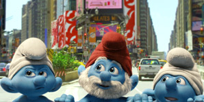 The Smurfs, Trailer