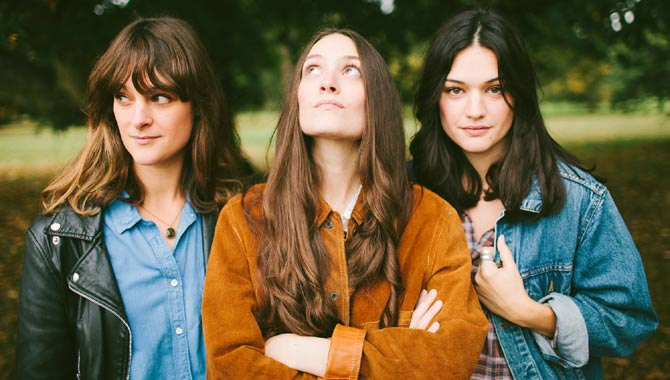 An interview with The Staves