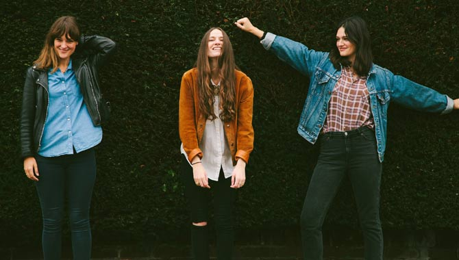 The Staves - The Old Fire Station, Bournemouth, November 8, 2015 Live Review