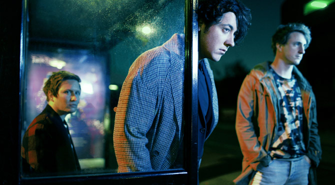 The Wombats - The Institute, Birmingham - 25th September 2015 Live Review