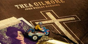 Thea Gilmore John Wesley Harding Album