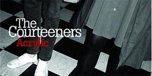 The Courteeners - Acrylic Single Review