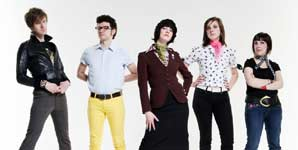 The Long Blondes, Leeds University Live Review