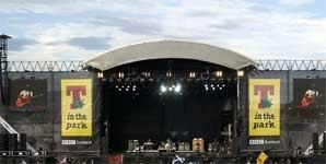 T In The Park - Kinross, Scotland July 10th - 12th 2009